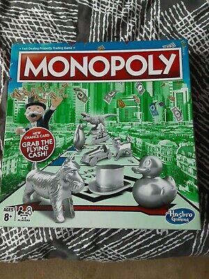 Monopoly Classic Board Game From Hasbro Gaming • 3£
