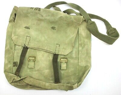 £23.79 • Buy British Army Ww2 Undated 37 Pattern Backpack Bag Used (no5)