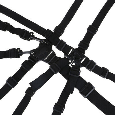 AU6.10 • Buy Universal Baby 5 Point Harness Safe Belt Seat Belts For Stroller High ChairBLBL