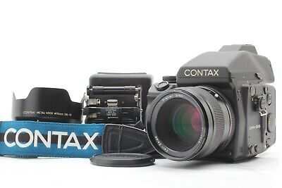 $ CDN7501.68 • Buy [TOP MINT ] CONTAX 645 W/ Planar 80mm F/2 Lens AF Medium Format Camera JAPAN