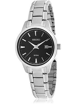 $ CDN60.45 • Buy Seiko Women's Analog Quartz Stainless Steel Watch SUR851