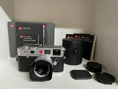 £4783.87 • Buy *MINT* Leica M7 0.72 X MP Finder With Leica Summicron-m 35mm Made In Germany