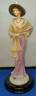 £9.99 • Buy Leonardo Collection Annie Rowe Figurine Lady Collectable