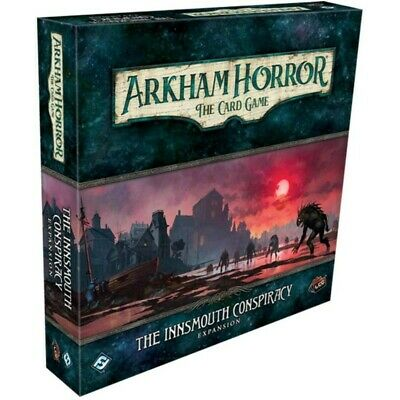£25.37 • Buy Arkham Horror: The Card Game - The Innsmouth Conspiracy Deluxe Expansion NEW