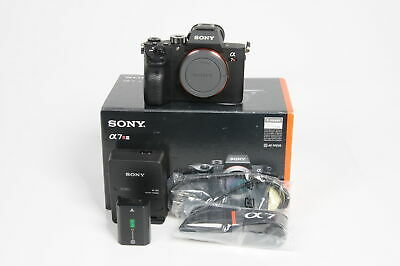 AU2454.27 • Buy Sony Alpha A7R III 42MP Mirrorless Digital Camera #564