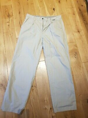 £2.30 • Buy Camel Active Cotton Chino Men Trousers W33 Very Good Condition