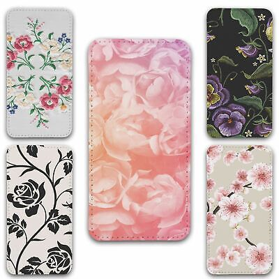 £9.95 • Buy For IPhone 6 6s Flip Case Cover Flower Group 17