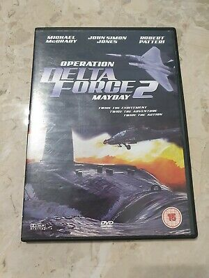 £1.95 • Buy Operation Delta Force 2 - Mayday (DVD) ***VGC***