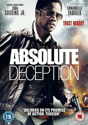 £2.40 • Buy Absolute Deception (DVD) (NEW AND SEALED) (REGION 2) (FREE POST)
