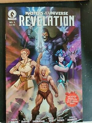 $3.59 • Buy Masters Of The Universe Revelation #1 Nm Cover A Sejic 7/7 2021