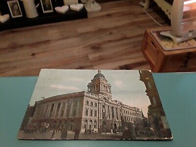 $ CDN6.62 • Buy POSTCARD THE NEW OLD BAILEY LONDON Posted To 4 VIOLA STREET, BOOTLE, LIVERPOOL