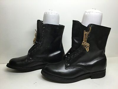$ CDN84.91 • Buy Mens Knapp Work Black Boots Size 10.5 D