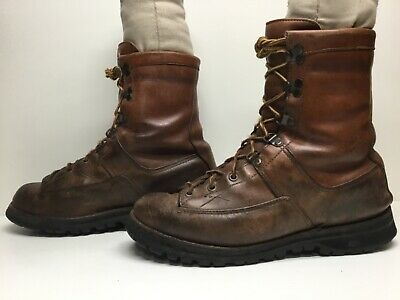 $ CDN48.51 • Buy Vtg Mens Danner Work Brown Boots Size 8 D