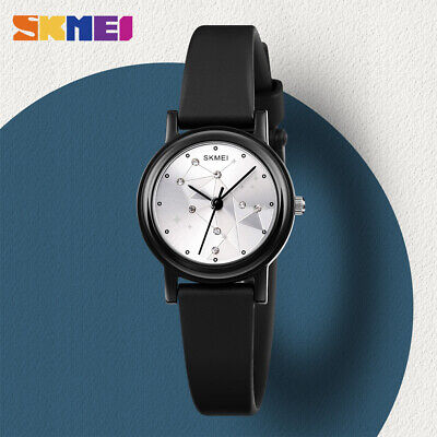$ CDN11.49 • Buy SKMEI Quartz Watch Women Small Dial Waterproof Casual Watch Children Gift 1659