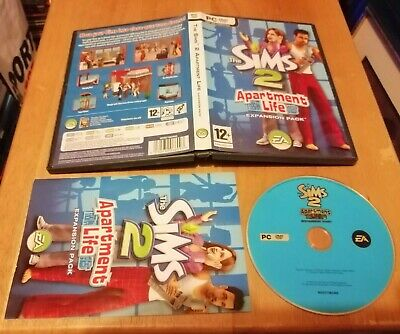 £20.99 • Buy The Sims 2 Apartment Life Expansion Pack Video Game - PC DVD-Rom