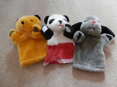 £18 • Buy Sooty And Sweep - Hand / Glove Puppets