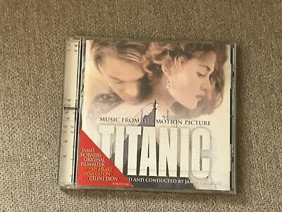 £1.72 • Buy CD - James Horner - Titanic (Music From The Motion Picture)