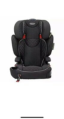 £26 • Buy Used Graco Affix High Back Booster Car Seat With ISOCATCH Connectors, Group 2/3