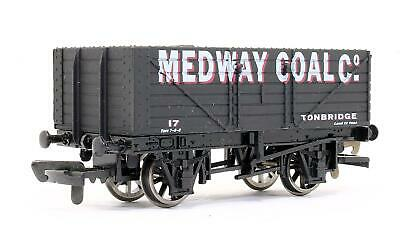 £24.50 • Buy Dapol 'oo' Gauge Limited Edition 'medway Coal Co' 7 Plank Wagon