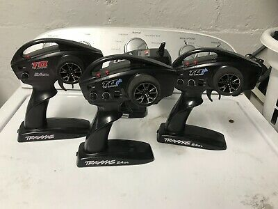$ CDN105.27 • Buy Lot Of 3 Traxxas Tqi Bluetooth 2.4GHz Radio Transmitter Rustler 4x4 Slash VXL