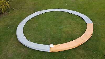 £17.99 • Buy 8 Ft Sportspower  Spring Safety Padding Cover (for 4 Poles) Good Condition