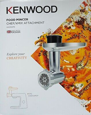 £34.99 • Buy Kenwood Food Mincer Attachment Model No. ~ KAX95OME