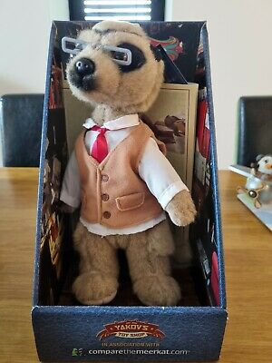 £2.80 • Buy Yakov - Compare The Meerkat Toy Toys Gifts