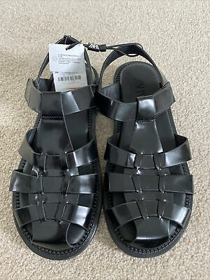 £20 • Buy Zara Cage Sandals Size 6 Sold Out! Bloggers Favourite