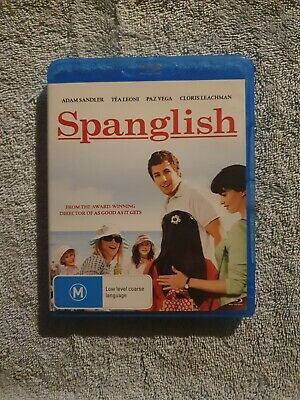 AU63.64 • Buy Spanglish - Adam Sandler - BLU RAY