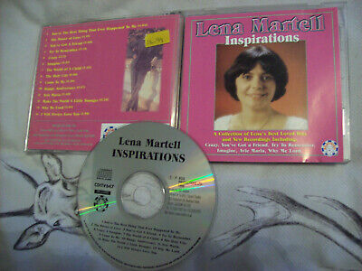 £2.20 • Buy Lena Martell - Inspirations (2003)