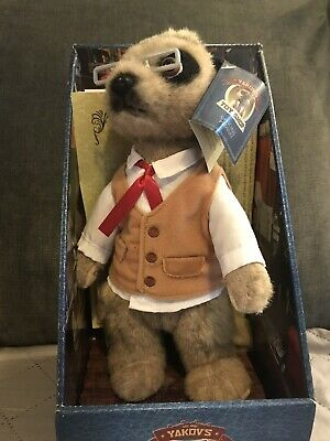 £1.30 • Buy Compare The Market Yakov Meerkat Toy With Certificate