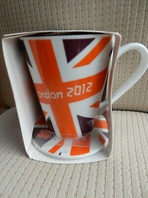 £2 • Buy London Olympics 2012 Mug And Coaster Set - BNIB. Official Licensed Product