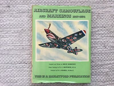£11.95 • Buy Aircraft Camouflage And Markings 1907-1954