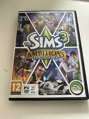 £4.50 • Buy The Sims 3: Ambitions (PC: Mac, 2010)
