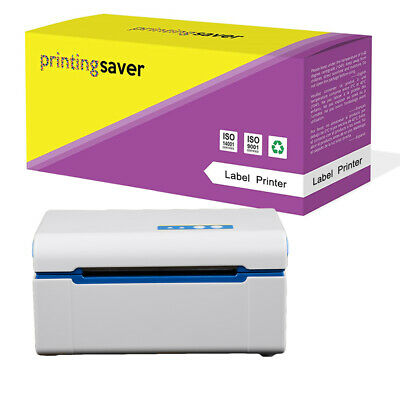 £69.99 • Buy Thermal Label Printer USB Compatible With Zebra Shipping Label Amazon Ebay