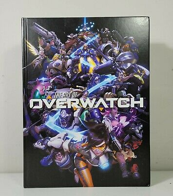 AU20 • Buy The Art Of Overwatch By Blizzard Entertainment (Hardcover, 2017)