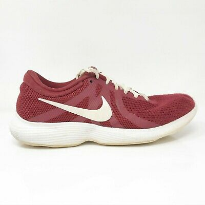 $ CDN55.34 • Buy Nike Womens Revolution 4 908999-603 Burgundy Running Shoes Lace Up Size 8.5