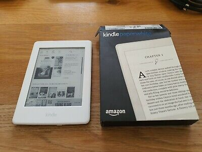 £1.20 • Buy Amazon Kindle Paperwhite 6  3rd Gen Wi-Fi EBook Reader -white, Touch Screen