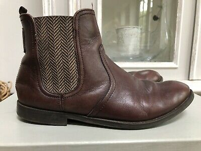 £16.99 • Buy Startrite Size 2F Girls Brown Leather Ankle Jodhpur Chelsea Boots