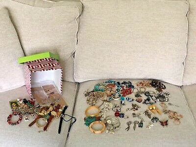 $ CDN1.20 • Buy Costume Jewelry - UNSEARCHED, UNTESTED, Vintage To Modern