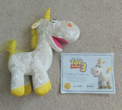 £349.99 • Buy ThinkWay Disney Pixar Toy Story 3 Buttercup With Certificate Of Authenticity Vgc