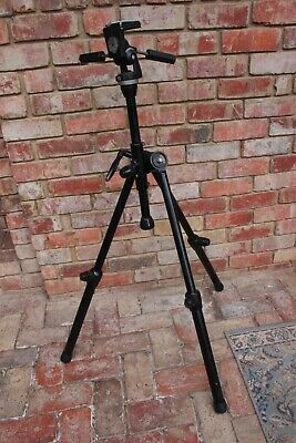 AU225 • Buy Benbo Classic Tripod With Manfrotto 3 Way Head