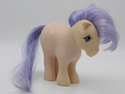 £6.99 • Buy My Little Pony G1 Blossom Light Brown Lilac Mane Tail Flowers