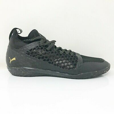 AU63.73 • Buy Puma Mens 365 Ignite Netfit CT Black Running Shoes Lace Up Low Top Size 8