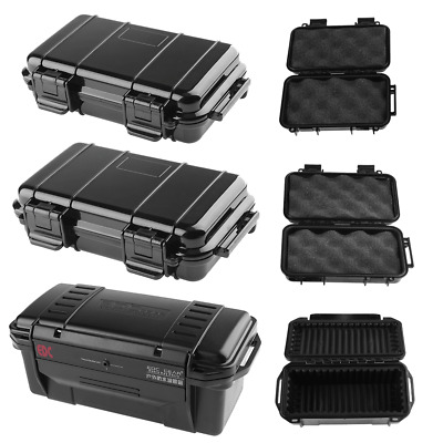 £11.70 • Buy Outdoor Shockproof Sealed Waterproof Safety Case ABS Plastic Tool Dry Box