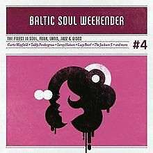 £8.15 • Buy Baltic Soul Weekender Vol.4 By Various   CD   Condition New