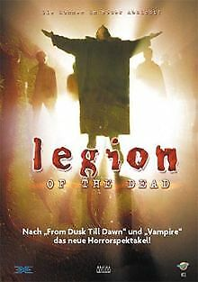 £3.03 • Buy Legion Of The Dead By Olaf Ittenbach   DVD   Condition Very Good