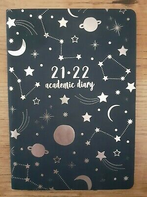 £5.49 • Buy A5 Academic Diary 2021 2022 Week To View Student Teacher