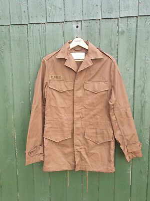 £40 • Buy Sadf South African Nutria Brown Jacket Small - Named