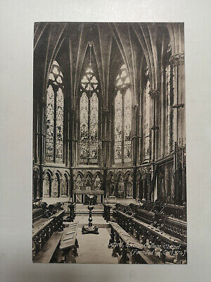£1.40 • Buy Oxford Exeter College Chapel Frith's Unposted Vintage Postcard S79372